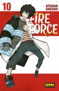 fire force 10-atsushi ohkubo-9788467935943