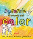 aprende el mundo del color-rosa m. curto-9788468329543