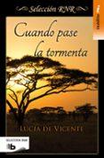 CUANDO PASE LA TORMENTA - 9788490702543 - LUCIA DE VICENTE