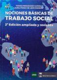 nociones basicas de trabajo social (2ª ed.)-tomas fernandez garcia-laura ponce de leon romero-9788494878343