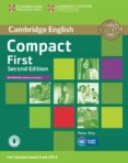 COMPACT FIRST SECOND EDITION WORKBOOK WITHOUT ANSWERS WITH AUDIO - 9781107428553 - VV.AA.