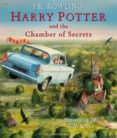 HARRY POTTER AND THE CHAMBER OF SECRETS (ILLUSTRATED BY JIM KAY) - 9781408845653 - J.K. ROWLING