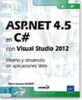 ASP.NET 4.5 EN C# CON VISUAL STUDIO 2012 - 9782746081253 - VV.AA.
