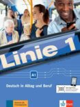 LINIE 1 A1 ALUM+EJER+DVDROM - 9783126070553 - VV.AA.