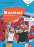 MAXIMAL A2 LIBRO DEL ALUMNO - 9783126767453 - VV.AA.