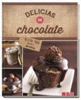 DELICIAS DE CHOCOLATE - 9783625005353 - VV.AA.