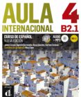 AULA INTERNACIONAL 4 NUEVA EDICION B2.1: LIBRO DEL ALUMNO - 9788415620853 - VV.AA.