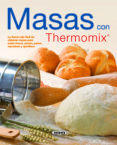 MASAS CON THERMOMIX - 9788467705553 - VV.AA.