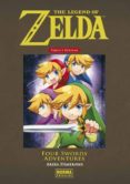 the legend of zelda perfect edition: four swords adventures-akira himekawa-9788467932553