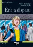 ÉRIC A DISPARU. LIVRE + CD - 9788468200453 - VV.AA.