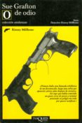 DETECTIVE KINSEY MILLHONE: O DE ODIO - 9788483101353 - SUE GRAFTON