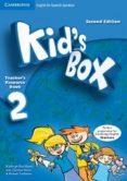 KID S BOX 2 (2ND ED.) TEACHER S RESOURCE BOOK WITH AUDIO CD - 9788483238653 - VV.AA.