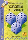 CUADERNOS DE TRABAJO 3ER TRIMESTRE (4-5 AÑOS) - 9788483256053 - VV.AA.