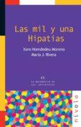 las mil y una hipatias-xaro nomdedeu moreno-maria j. rivera-9788492493753