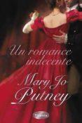 UN ROMANCE INDECENTE - 9788492916153 - MARY JO PUTNEY