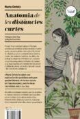 ANATOMIA DE LES DISTANCIES CURTES - 9788494440953 - MARTA ORRIOLS BALAGUER