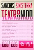 teatro unido-jose sanchis sinisterra-9788495291653