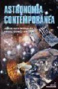 ASTRONOMIA CONTEMPORANEA (3ª ED.) - 9788495495853 - JORGE RUIZ MORALES