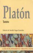 TEETETO - 9788497421553 - PLATON