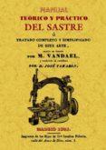 MANUAL TEORICO Y PRACTICO DEL SASTRE (ED. FACSIMIL) - 9788497618953 - M. VANDAEL