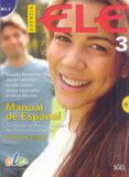 AGENCIA ELE 3 (B1.1) LIBRO DEL ALUMNO - 9788497786553 - VV.AA.