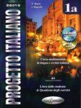 nuovo progetto italiano 1a  libro dello studente & quaderno degli esercizi  con  cd-rom +cd audio-t. marin-s. mignelli-9789606930553