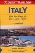 ITALY (INSIGHT TRAVEL MAP) (1: 800 000) - 9789812580153 - VV.AA.