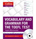 VOCABULARY AND GRAMMAR FOR THE TOEFL TEST (COLLINS ENGLISH FOR THE TOEFL TEST ) - 9780007499663 - VV.AA.