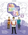ALL ABOUT US 5. ACTIVITY BOOK PACK - 9780194562263 - VV.AA.