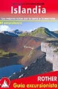 ISLANDIA: LAS MEJORES RUTAS POR LA COSTA Y LA MONTAÑA - 9783763347063 - GABRIELE HANDL