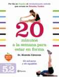 20 minutos a la semana para estar en forma (ebook)-9788408129363