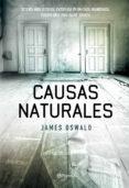 CAUSAS NATURALES - 9788408131663 - JAMES OSWALD