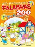 MIS PRIMERAS PALABRAS - 9788416189663 - VV.AA.