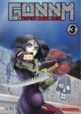 GUNNM (BATTLE ANGEL ALITA) Nº 3 - 9788417356163 - YUKITO KISHIRO