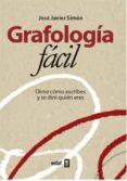 grafología fácil (ebook)-jose javier simon-9788441427563