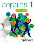 NOUVEAU COPAINS CAHIER, 1º EDUCACION SECUNDARIA - 9788467335163 - VV.AA.
