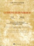 LA TEOGONIA DE LOS PATRIARCAS - 9788476270363 - JOSEPH ALEXA SAINT-YVES D ALVEYDRE