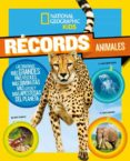 RECORDS ANIMALES - 9788482987163 - VV.AA.
