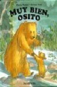 MUY BIEN, OSITO - 9788488342263 - VV.AA.