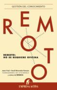 remoto (ebook)-jason fried-9788499447063