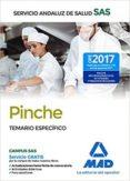 PINCHE DEL SERVICIO ANDALUZ DE SALUD: TEMARIO ESPECIFICO - 9788414213773 - VV.AA.