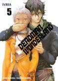 DEADMAN WONDERLAND Nº 5 - 9788415680673 - JINSEI KATAOKA