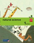 NATURAL SCIENCE 1º PRIMARIA SAVIA 2015 - 9788416346073 - VV.AA.