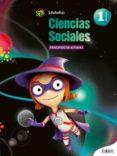 CIENCIAS SOCIALES 1º  PRIMARIA PROYECTO SUPERPIXÉPOLIS ASTURIAS - 9788426394873 - VV.AA.