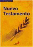 NUEVO TESTAMENTO (LETRA GRANDE) - 9788428524773 - VV.AA.