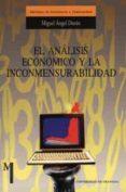 EL ANALISIS ECONOMICO Y LA INCONMENSURABILIDAD - 9788433829573 - MIGUEL ANGEL DURAN