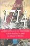 1714 (VOL. 1) - 9788466402873 - ALFRED BOSCH