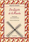 DON QUIJOTE DE LA MANCHA (1ª PARTE) (VERSION ORIGINAL ABREVIADA) - 9788480637473 - MIGUEL DE CERVANTES SAAVEDRA