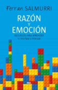 RAZON Y EMOCION - 9788490564073 - FERRAN SALMURRI