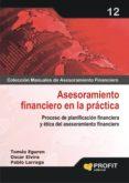 ASESORAMIENTO FINANCIERO EN LA PRACTICA - 9788496998773 - TOMAS EGUREN